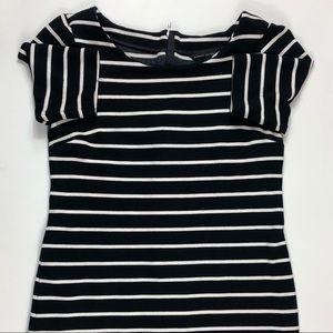 Striped Dress Banana Republic